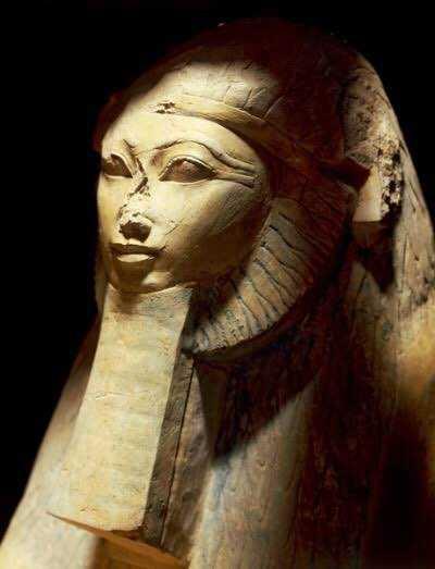 Královna Sobekneferu - Sobeknofru - Sobek - ka - Ra