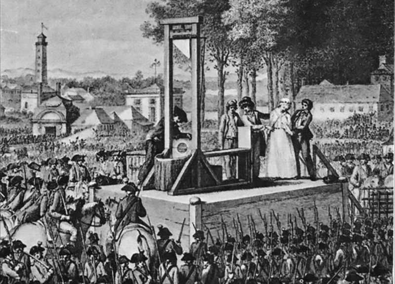 Marie Antoinette 16 10 1793