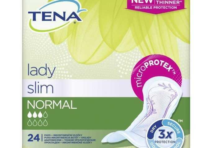 TENA Lady Slim Normal 24p B4 Pads1