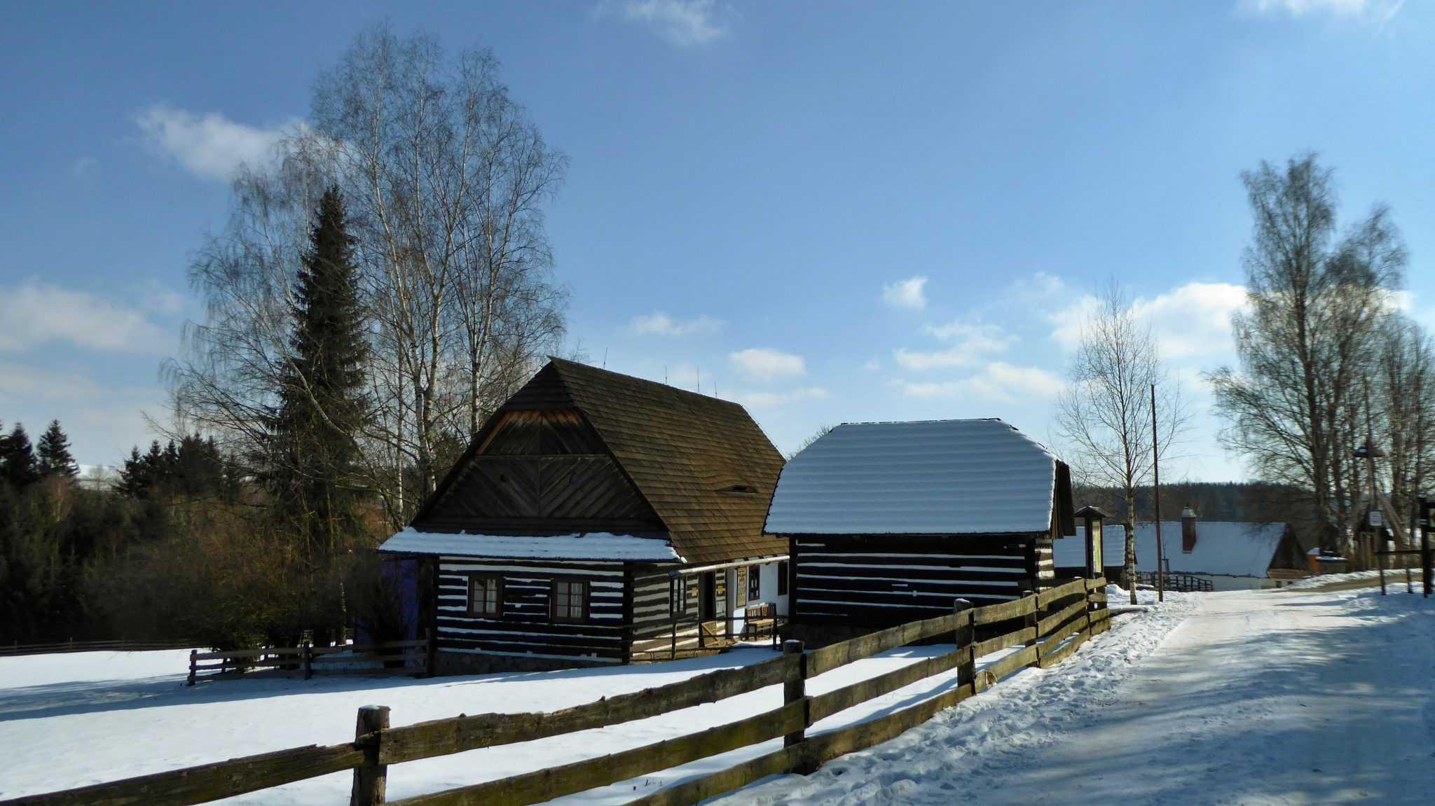 Vysočina obec CZ180225 171