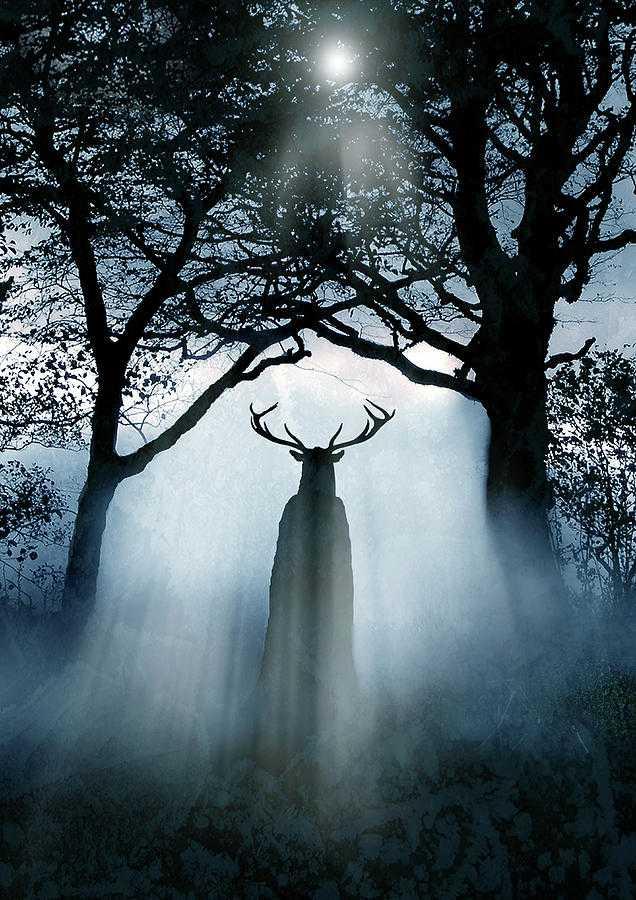 herne the hunter cernunnos angela jayne latham