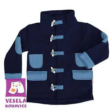 pp759 detsky kabat fleecovy modry 1 1 33668