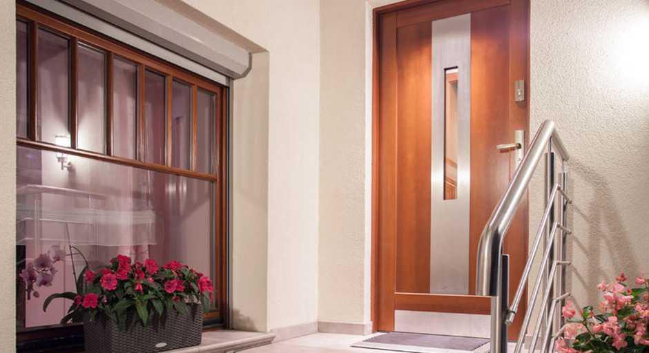 vstupni dvere alu